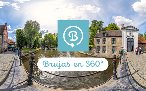 Imagine Bruges - Brujas en 360°