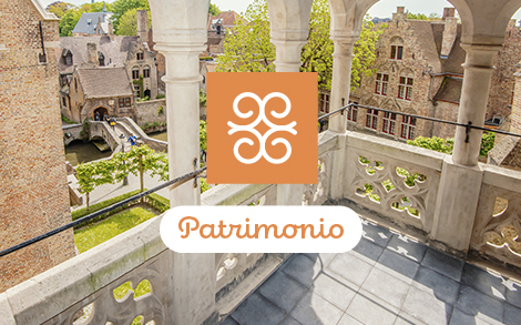Imagine Bruges - Patrimonio