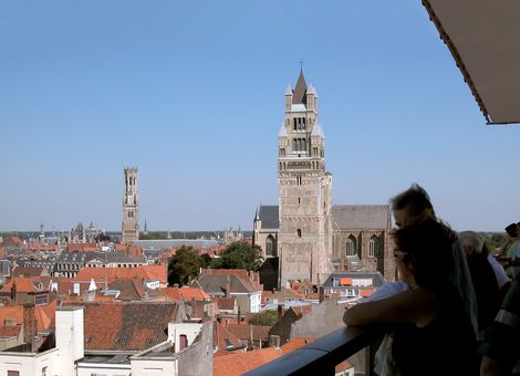Bruges by heart - guided walking tour (2hrs)