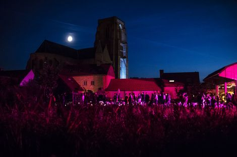 Lichtfeest Lissewege