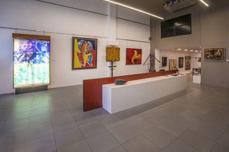 A-International Art Gallery