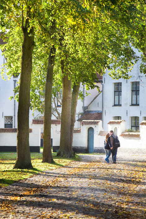 Begijnhof (Beguinage)