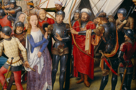 Memling in context. A fresh view on Hans Memlings' paintings in the St-Janshospitaal