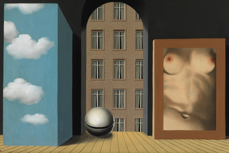 Aspects of surrealism in Belgium