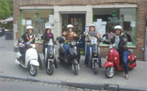 Scooterverhuur 'Electric Scooters'