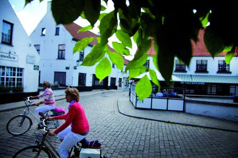 Car-free? View your alternatives in Bruges here