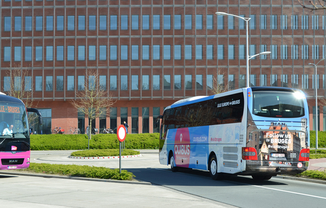 Services de bus internationaux