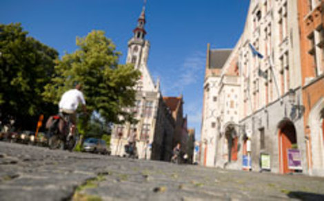 Bruges, historic centre of trade and culture