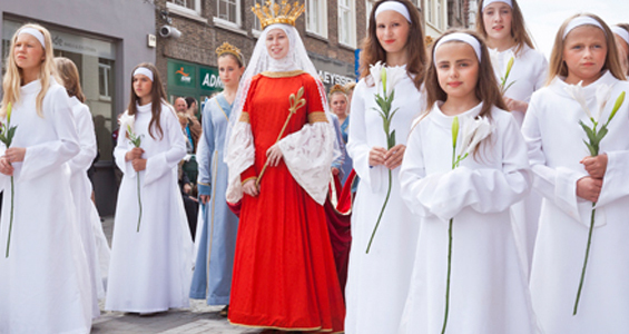 The Procession of the Holy Blood 2019