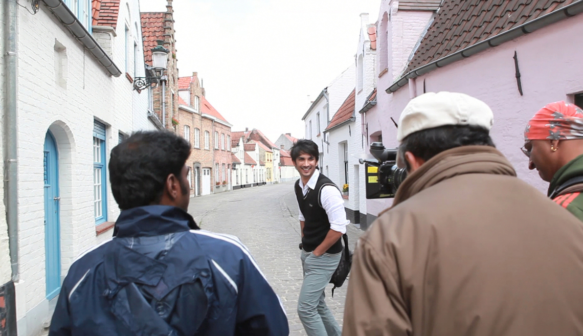 """It's so easy to fall in love with a place like Bruges. Everywhere you look you see such beauty."" 
